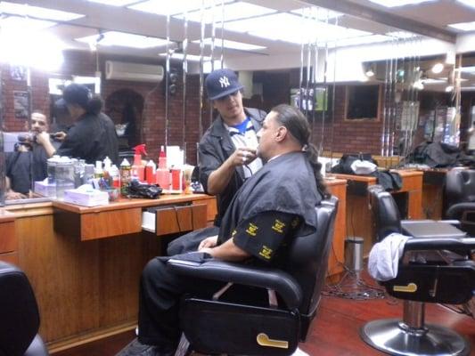 Barber Shop Brooklyn : Miracles Barber Shop - Barbers - Yelp