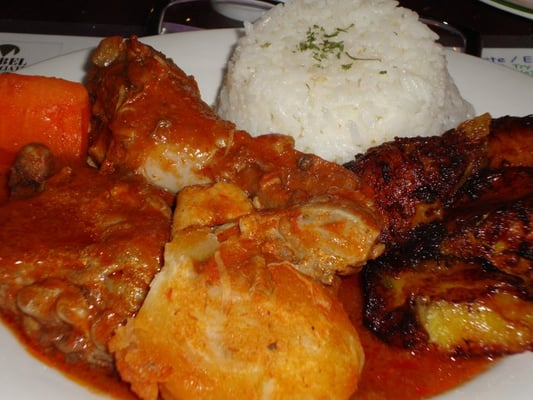 Stewed Chicken (Pollo Guisado) | Yelp