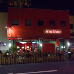Cafe Bar Motion, Mörfelden-Walldorf, Hessen