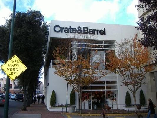 Crate Barrel Home Decor Walnut Creek Ca Reviews