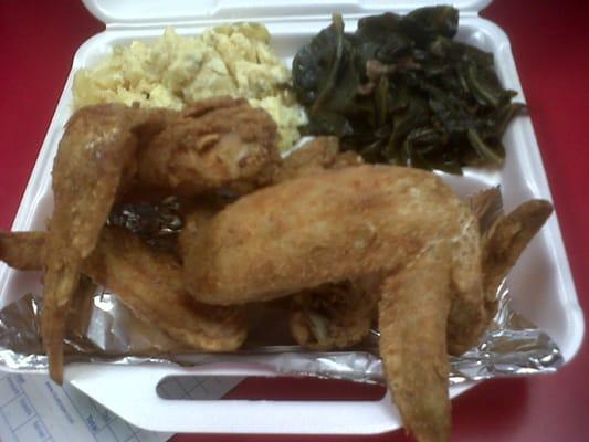 L G Southern Soul Food New Castle De