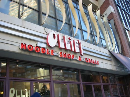 Ollie S Noodle Shop Closed Chinese Upper West Side