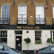 The Hansom Cab, London