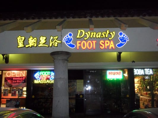 Dynasty Foot Spa Hacienda Heights