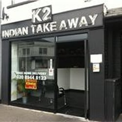 K 2 Indian Take Away, London