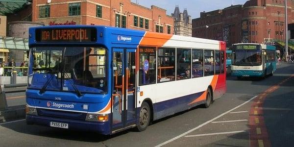 Stagecoach Bus Merseyside - Public Transport - Liverpool, Merseyside ...