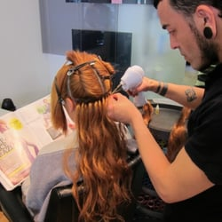 Kell Skott Haircare at BeautyWorksWest, London