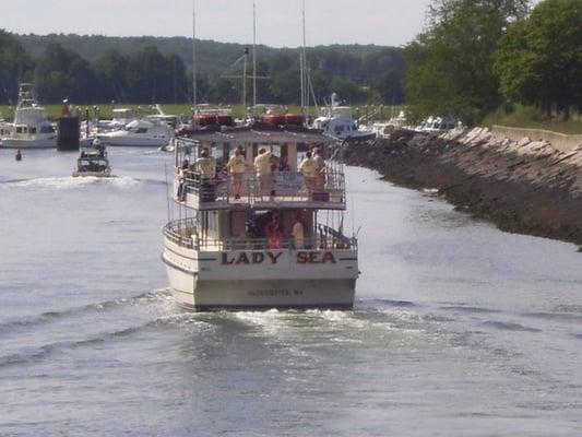 Gloucester Fleet Deep Sea Fishing Charters Boating