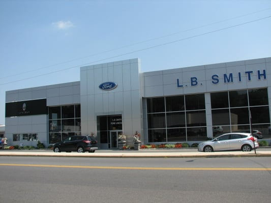 Lb smith ford lemoyne for Cooper motors hanover pa
