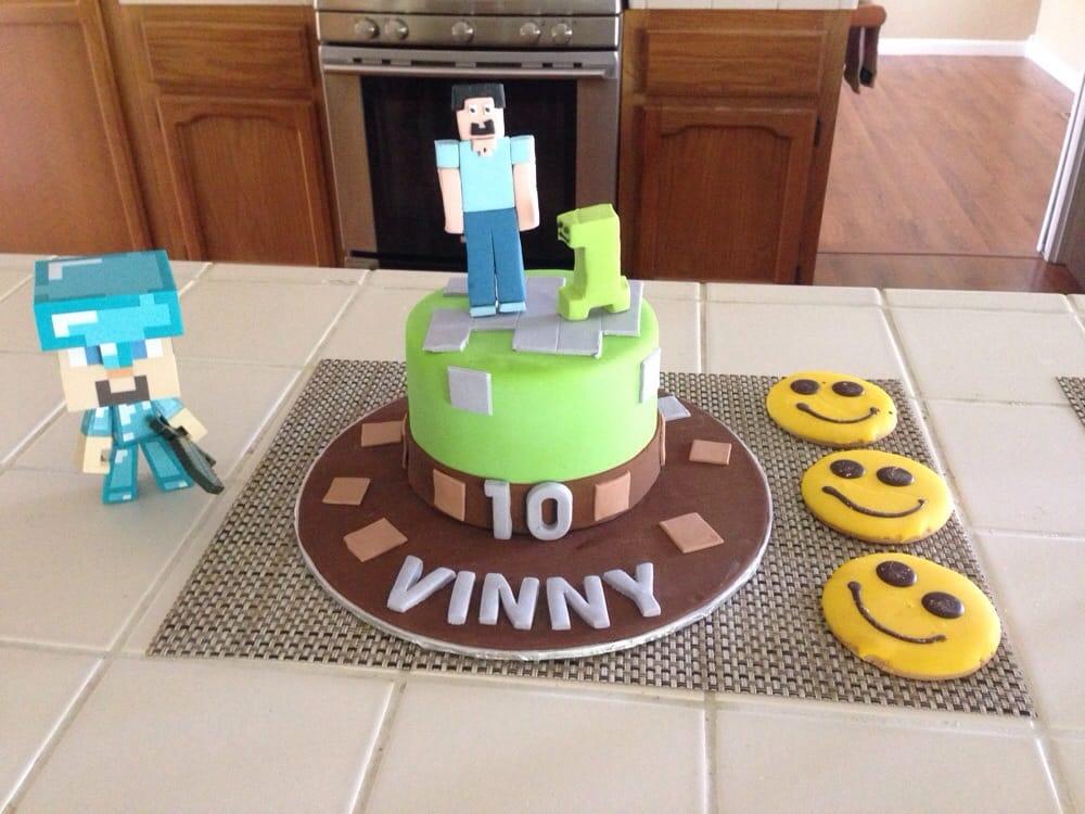 Minecraft Cookie Cake Near Me