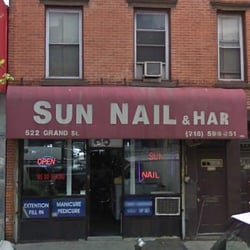 Sun nail hair brooklyn ny usa for 24 hour nail salon brooklyn