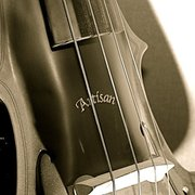 Upright electro-acoustic bass