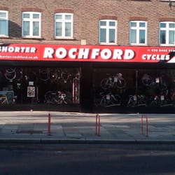 Shorter Rochford Cycles, London