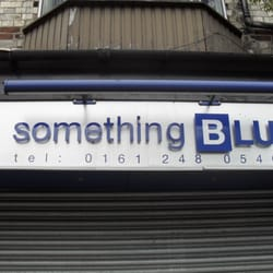 Something Blu, Manchester, UK
