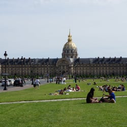 Parc des Invalides, Paris