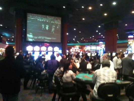 spirit casino entertainment