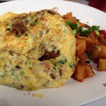 Hangtown Fry (Fried Oysters omelette) - delish!