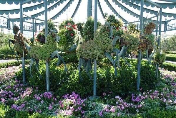 Thanksgiving Point Gardens Botanical Gardens Lehi Ut