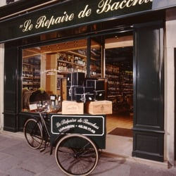 Le Repaire de Bacchus, Paris, France