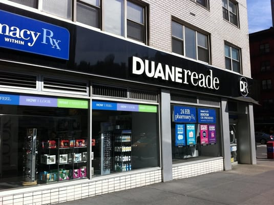 duane reade - drugstores - new york  ny
