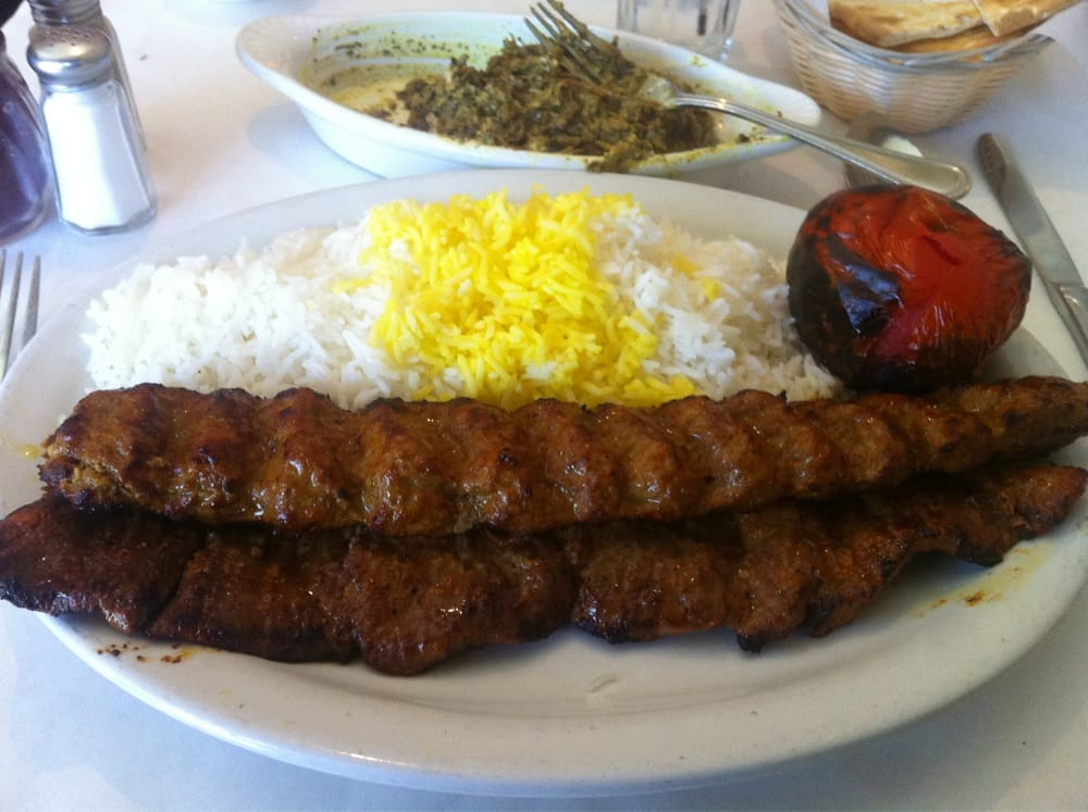 Chelo kebab soltani yelp for Ahmads persian cuisine