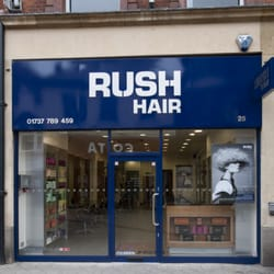 RUSH Hair, Redhill, Surrey, UK