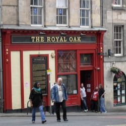 Royal Oak, Edinburgh, UK