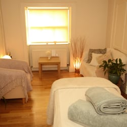 Treatment & massage room