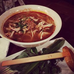 Spicy Chicken Pho