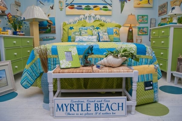 beach house furniture and interiors   home decor   myrtle