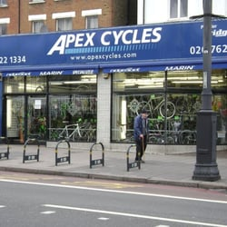 Apex Cycles, London