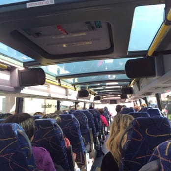Megabus 81 Photos Public Transportation Downtown