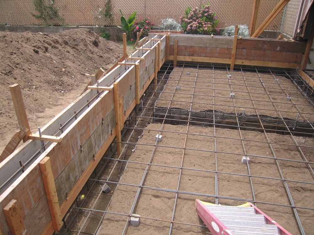 A New Reinforced Foundation and Reinforced Concrete Slab