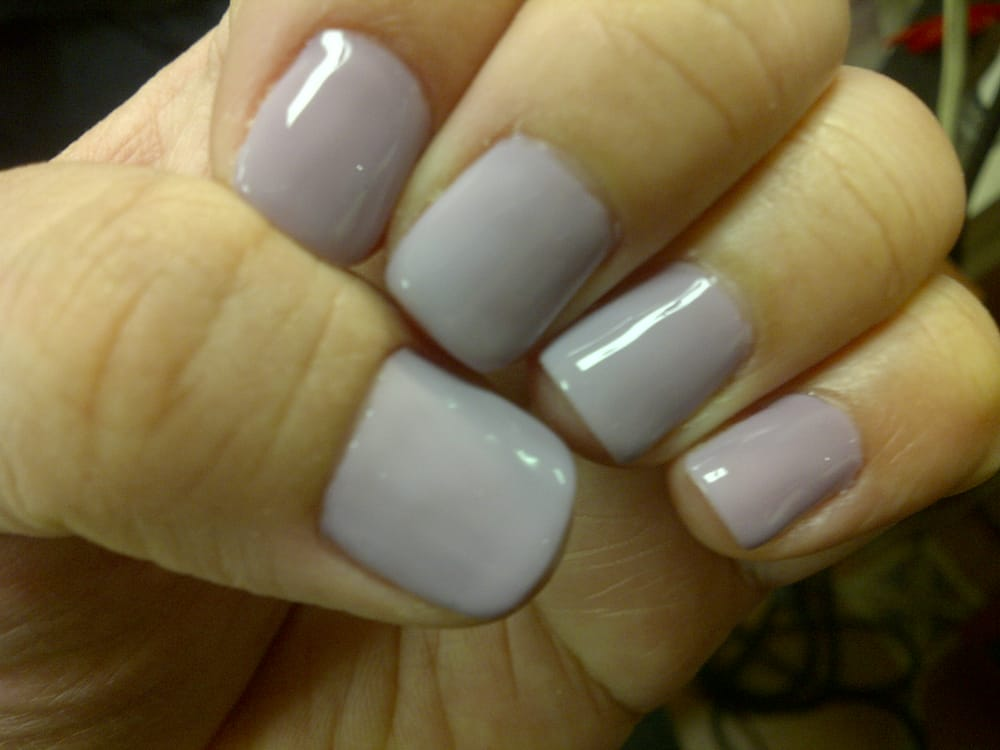 Gelish Nail Manicure Colors
