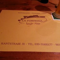 La Forneria, Berlin, Germany