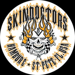 Skindoctors Tattoo & Piercing, Hamburg, Germany