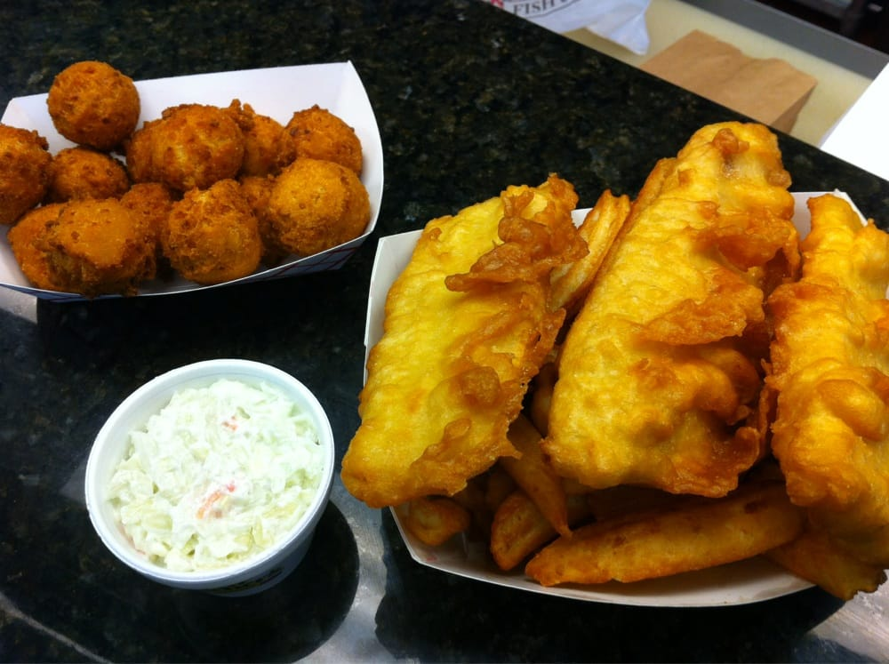 Photos for arthur treacher s fish and chips closed yelp for Alaska fish and chicken menu