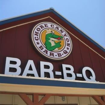 Just a taste: Choke Canyon Bar-B-Q - San Antonio Express-News