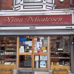 Nima Delicatessens, Birmingham, West Midlands