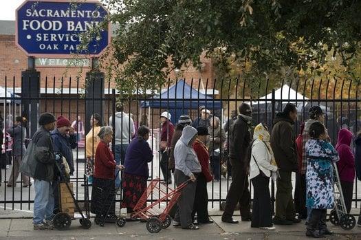 sacramento food bank family services food banks