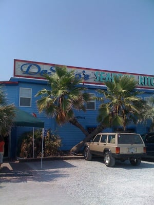 DeSoto's Seafood Kitchen in Gulf Shores, Alabama