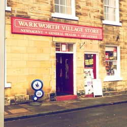 Warkworth Village Store, Morpeth, Northumberland