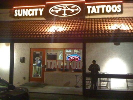 Sun city tattoos tattoo el paso tx reviews photos for Best tattoo shops in el paso