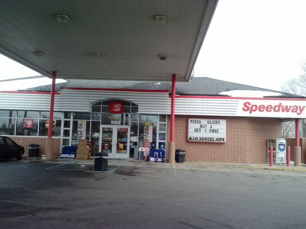 Find A Gas Station >> Speedway Gas Station at Lafayette Road & I-65. | Yelp