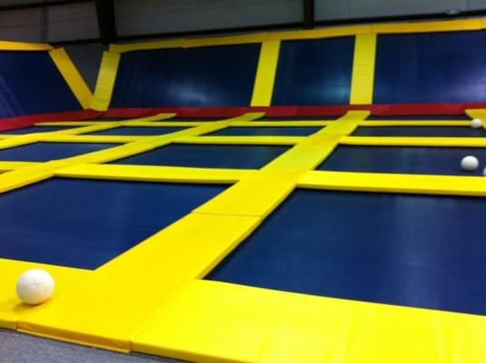 hotels near sports trampoline park houston texas