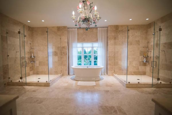 Master Bath Frameless Shower Doors Yelp