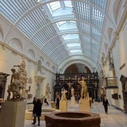 Victoria and Albert Museum, London
