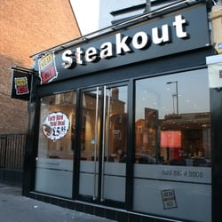 Steakout, London