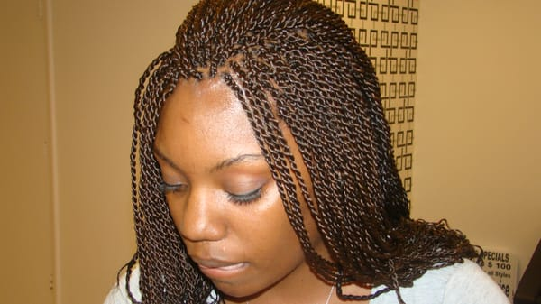 Crochet Braids Vs Tree Braids : Fun With Different Braiding Hair Styles Pictures to pin on Pinterest