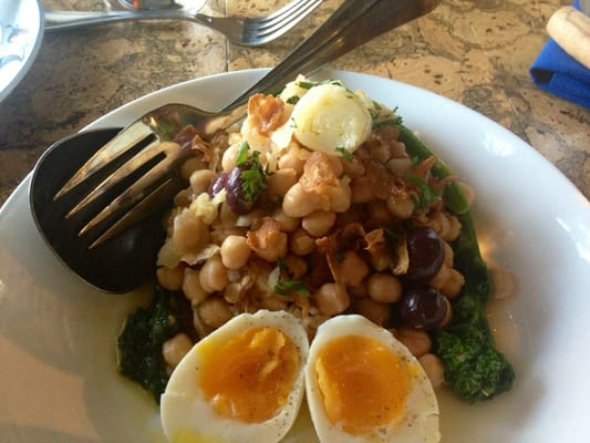 Chickpea and salt cod salad yum yelp for Salted cod fish near me